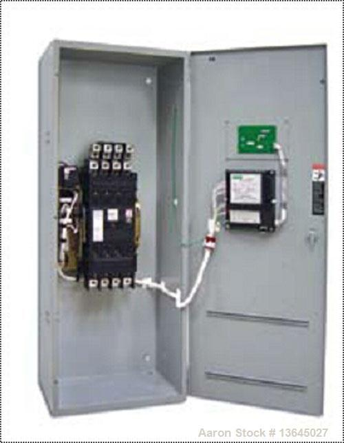 Unused-New Asco 600 Amp ATS, Series 300 power transfer switch. 3 pole, 3/60/480V, Nema 1 enclosure, UL 1008 approved.