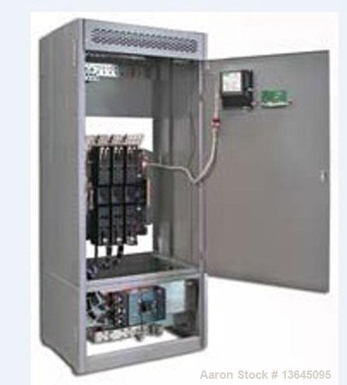 Asco 1200 Amp Automatic Transfer Switch