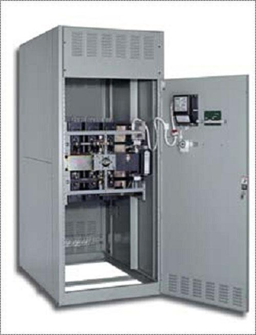 Asco 3000 Amp Automatic Transfer Switch.