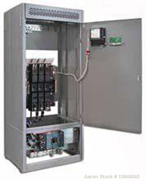 Unused-New GE / Zenith 2000 Amp ATS, model ZTG.3 pole, 480V. Nema 1 enclosure, UL 1008 approved.