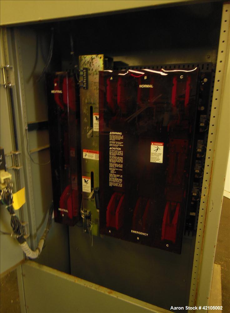 Used-Cummins Onan 3000 Amp Transfer Switch, Model ONCU3000-C/23H