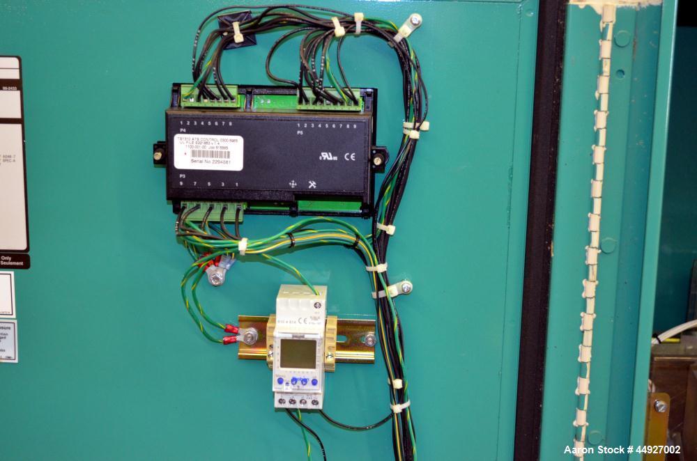 Used- Cummin/Onan 400 Amp Automatic Transfer Switch, Model OTECC-5769135.