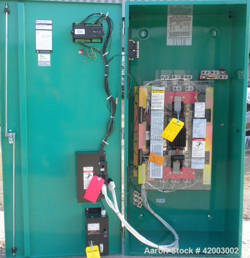Unused- Cummins Model OTECC, 300 Amp Automatic Transfer Switch, 3/60/208V. SN-K060332235, P/N 0306-5038-03.  Mounted in a Ne...