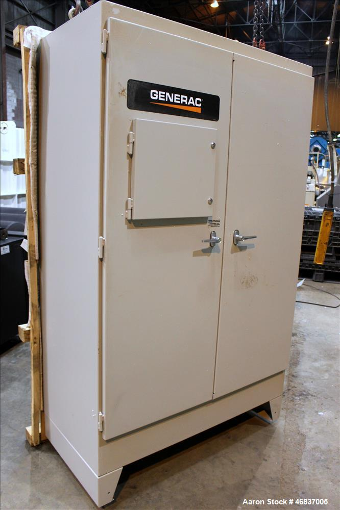 Unused-Generac 1600 AMP ATS / Automatic Transfer Switch, Model GTS160N-4K2TDNCY