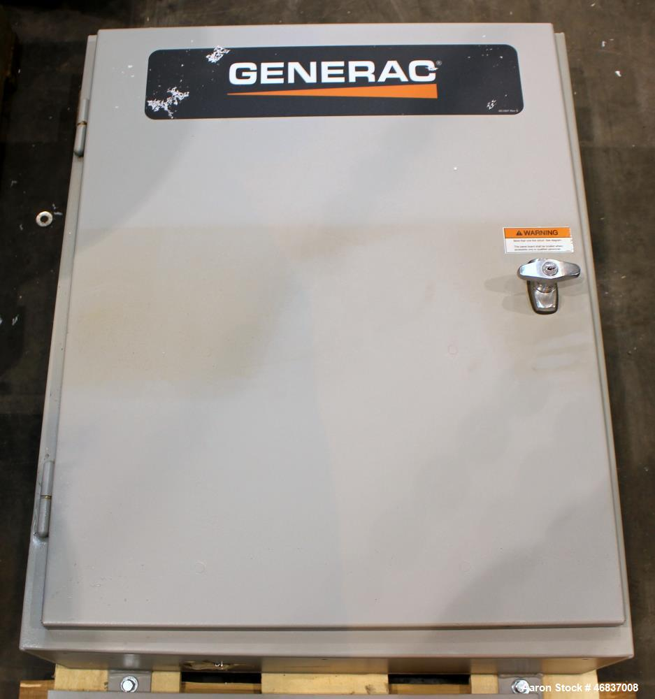 Unused- Generac Power Manager System Controller, Model PM-SC. Control of up to 15 paralleling generators. 1/60/120 volt. Mod...