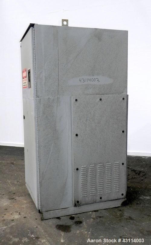Used- GE Zenith Transfer Switch Model ztgk160fs3-7. 1600 Amp, 277/480 volts.