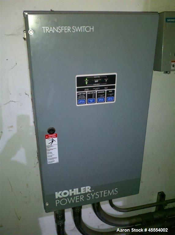 Used-Kohler Automatic Transfer Switch