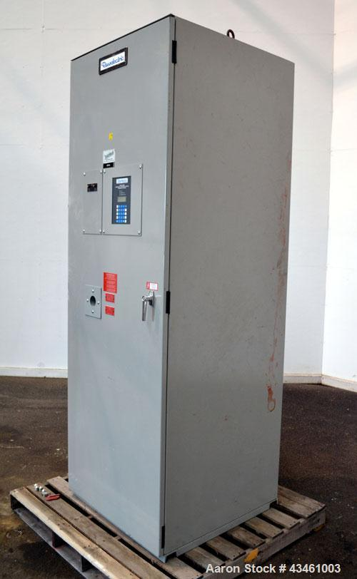 Used- Russelectric Model 2000 Automatic Transfer Switch Control System. 2000 Amps, 3 wire, 3 phase, 60 Hz. Serial# 28553-1A....