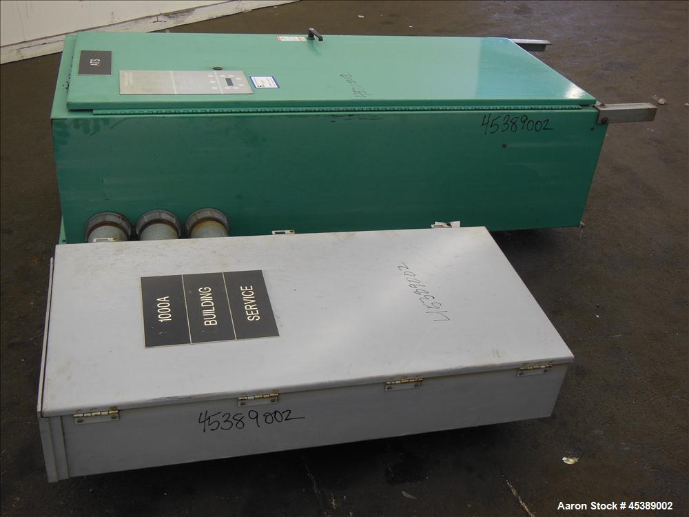 Cummins/Onan 1000 Amp Automatic Transfer Switch, Model OTPCD-4483146.