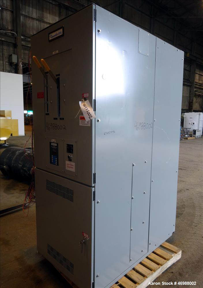 Used- Russelectric Dual Operator Automatic Transfer Switch, Model RTBDNB-16003CE