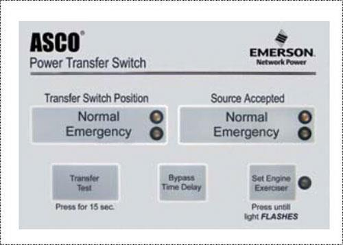 New-Asco 1200 Amp ATS, Automatic Transfer Switch, Series 300