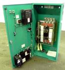 Used- Cummins / Onan 600 Amp Automatic Transfer Switch, model OTA-600, serial #E980749068. 3/60/480V. Type 1 enclosure.