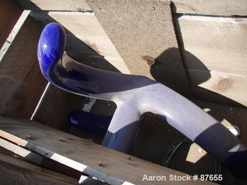 Used-Unused- Pfaudler 750 Gallon 2-Up Baffle
