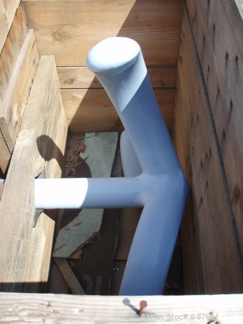 Used-Reglassed- Pfaudler 2000 Gallon Cryolock Shaft