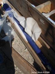Used- Glass Lined Beavertail Baffle