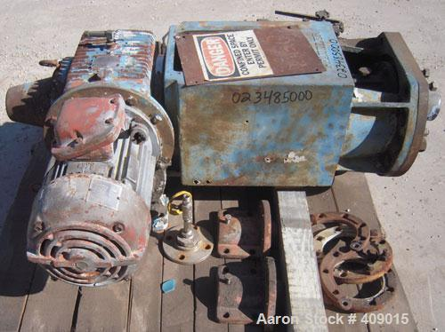 Used- Pfaudler Agitator, Size 5RWFFG, Model FMDWV50500EJD. P ratio 1.8 to 1, S ratio 10 to 1, OA ratio 18 to 1, 97 rpm. Driv...