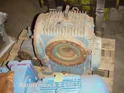 USED: Pfaudler No 5RW agitator drive. 4:1 P ratio, 15:1 S ratio.