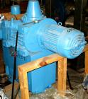USED: Pfaudler model 5RW agitator drive only. Includes pedestal, bearing housing and gearbox. Driven by an approximate 10/5 ...