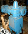 USED: Pfaudler model 5RW agitator drive only. Includes pedestal, bearing housing and gearbox. Driven by a 20/10 hp motor, 48...