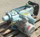 Used- PfaudlerAgitator,Model FDWV52350-7B,Ratio 18 to 1. Driven by a 3hp, 3/10-60/230/460 volt, 1770 rpm XP motor, includ...