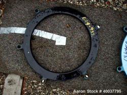 "Used- 18"" Glass Lined Round Pro Ring."