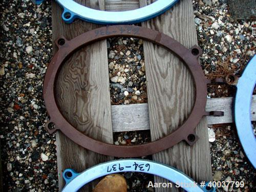 """Used- Glass Lined 14"""" X 18"""" Pro Ring."""
