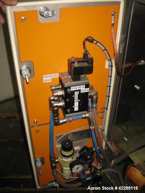 Used- TK-Niro Aeromatic Fielder high-shear granulator
