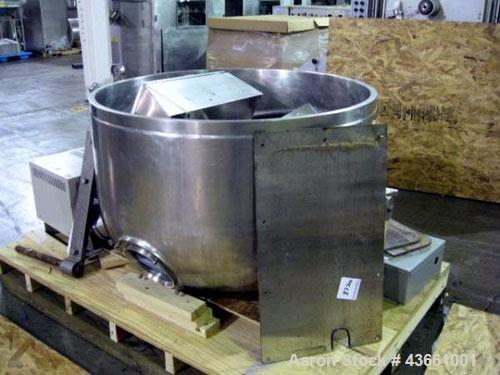Used- Collette high shear mixer, model Gral 600