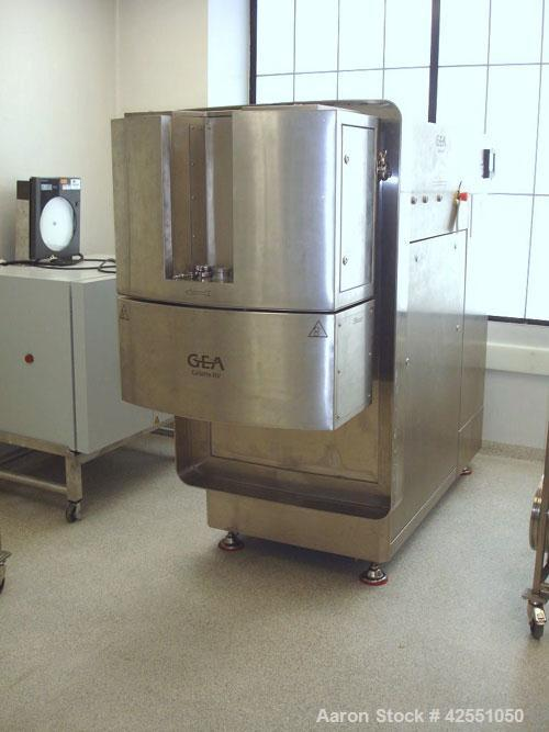 Used- GEA Collette high shear mixer, model ULTIMAGRAL 25