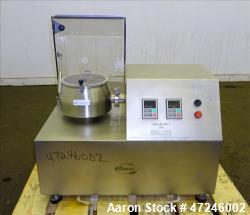 Used- Diosna Lab Mixer-Granulator, Model P 1/6