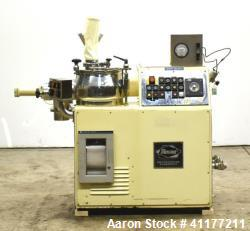 Used- Diosna Model P 25 High-Shear Mixer-Granulator