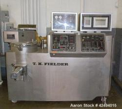 Used- Stainless Steel T. K. Fielder Microwave Dryer, Model SPECTRUM 65