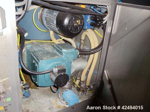 Used- Stainless Steel T. K. Fielder Microwave Dryer, Model SPECTRUM 65