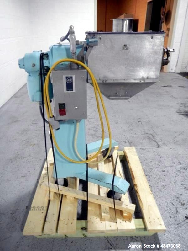 Used- Colton Oscillating Granulato