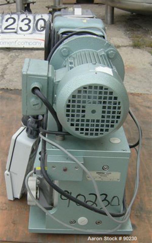 Used: Stainless Steel Erweka Lab Size Oscillating Granulator, model FGS