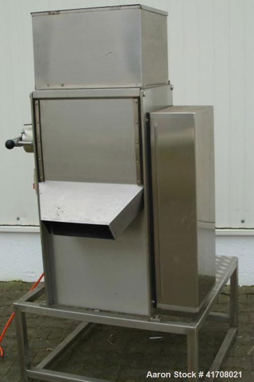 Used-Frewitt MG 205 Mobile Granulator for wet/dry granulation