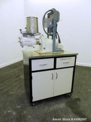 Used- Stainless Steel Alexanderwerk Moist Granulation Machine, Model GA 65/SKM