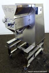 Used- Stainless Steel Oscillating Granulator