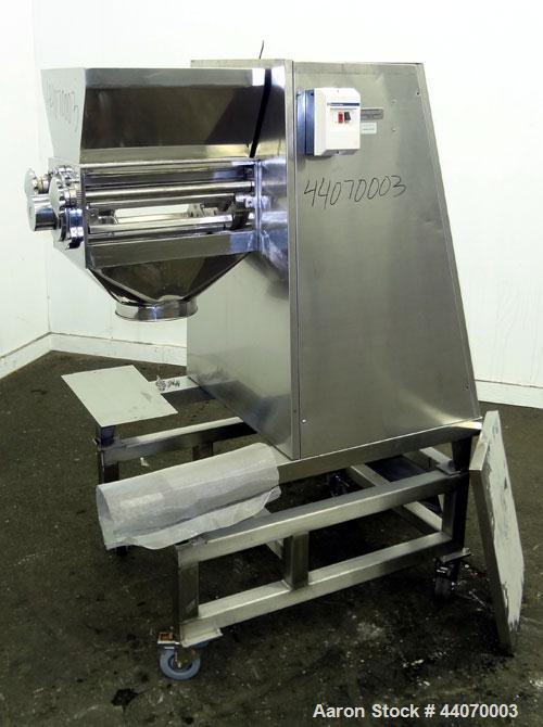 Used- Stainless Steel Oscillating Granulator