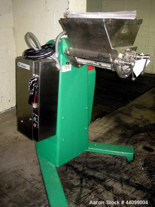 Used- Stainless Steel Stokes Oscillating Granulator, Model 900-43-6