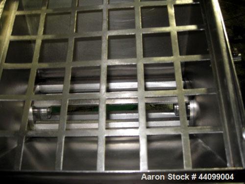 Used- Stainless Steel Stokes Oscillating Granulator, Model 900-43-6