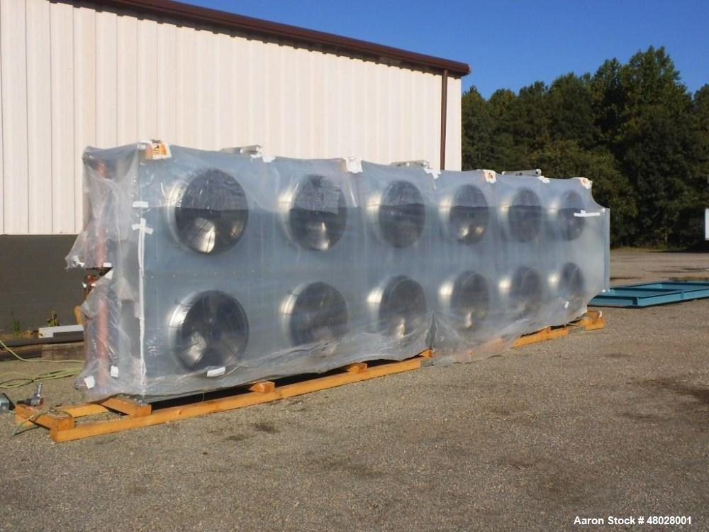 Unused- Delta Packaged Cooling System, Model PTS-400. 400 gpm, 50% glycol/water, 110 degrees entering water temperature, 85 ...
