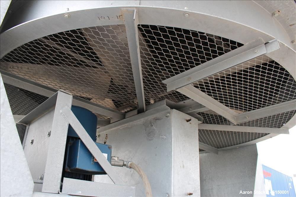 Used- Chart Cooler Service Company (CCSC) Fin Fan Air Cooler