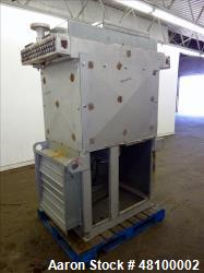 Used- Fin-X Inc, Fin Tube Exchanger, Model HL24.