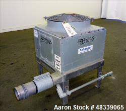 Used- XChanger AA Series Industrial Air Cooled Heat Exchanger.