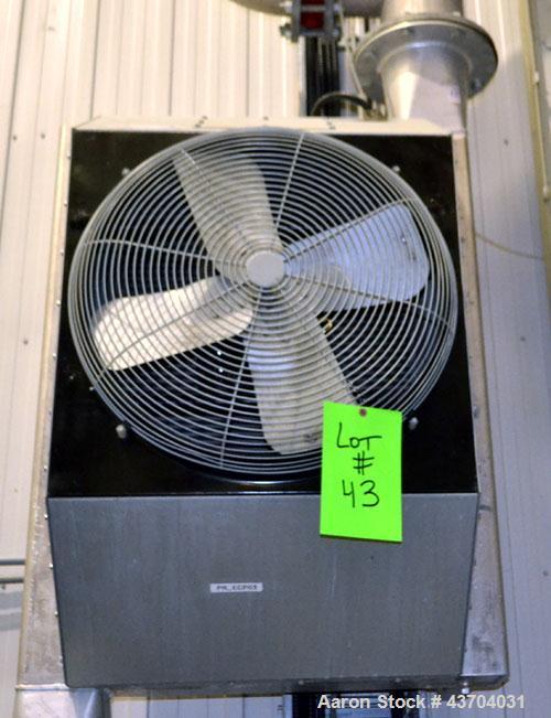 Used- Xchanger Heat Exchanger, Model AA-1750, Part# 43487, Serial# 1108-B11307.