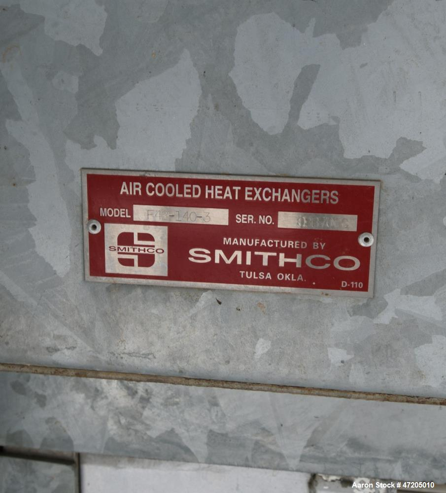 Unused- Smithco Engineering Air Cooler/ Fin Fan Heat Exchanger
