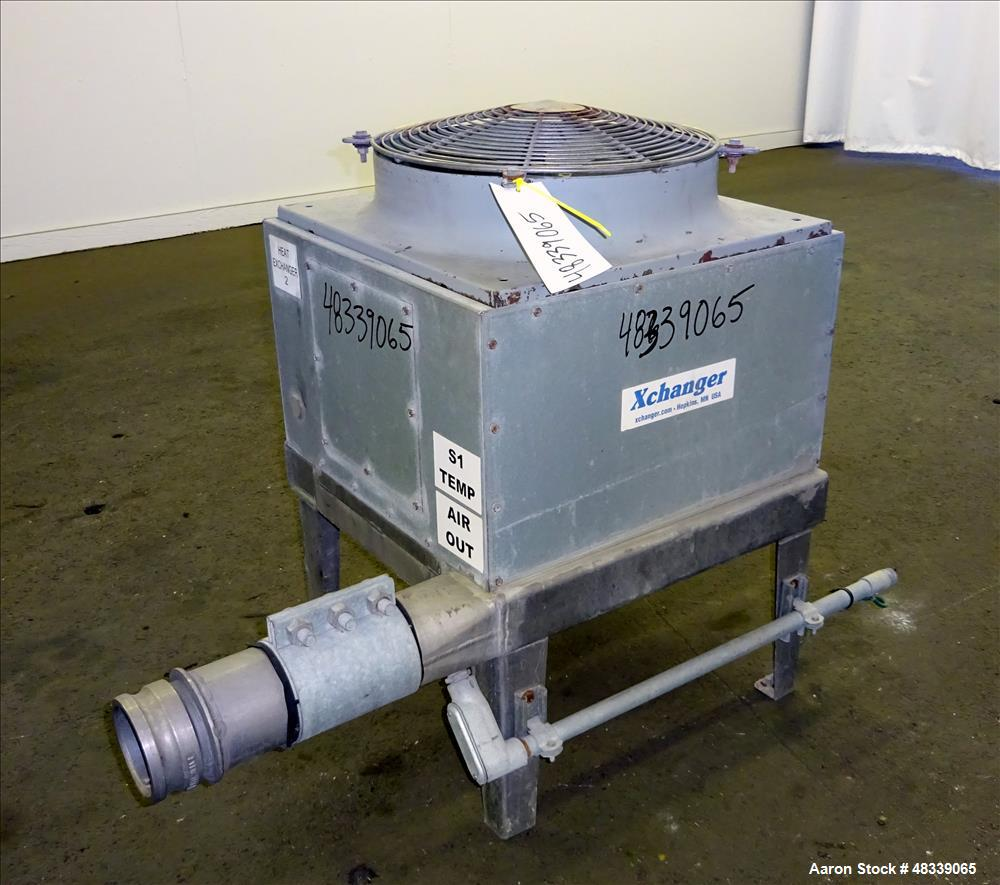 Air Cooler Exchanger : Buy and sell used air cooled heat exchangers at aaron