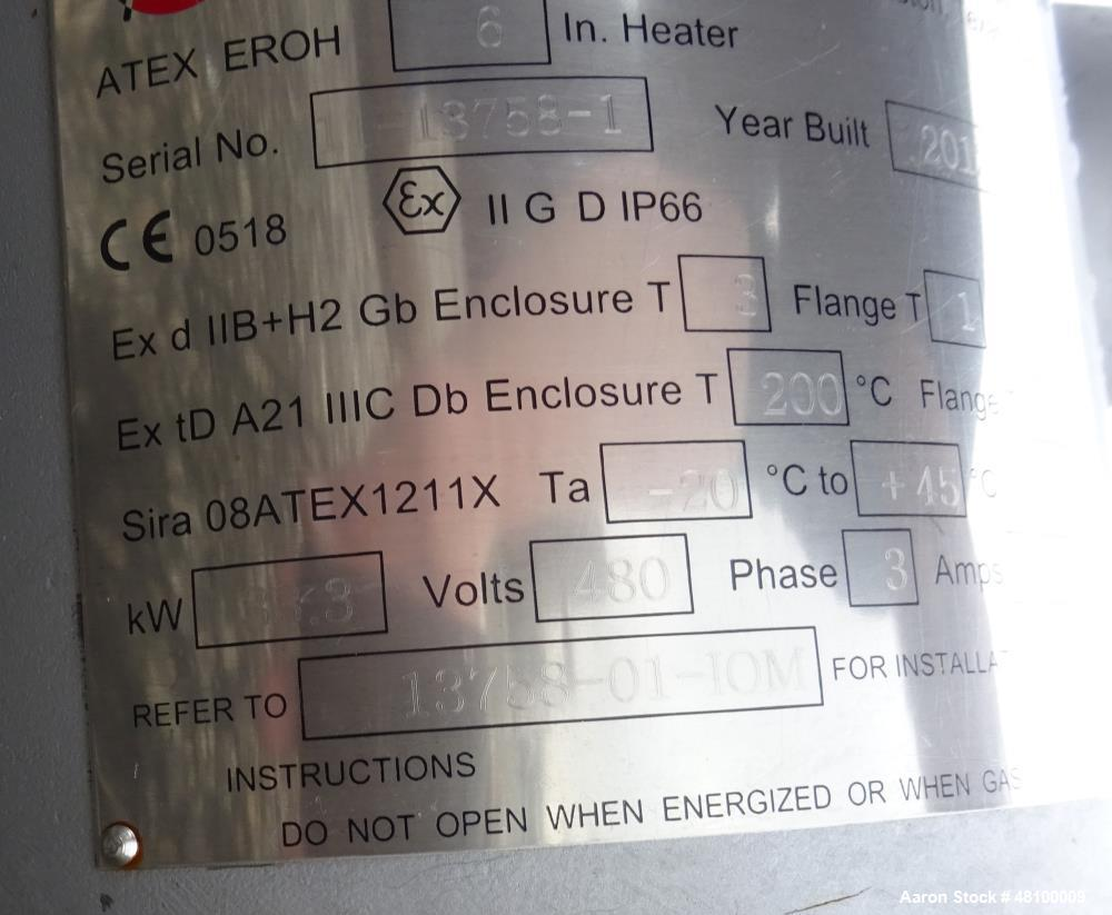 Used- Gaumer Process Heat Exchanger.