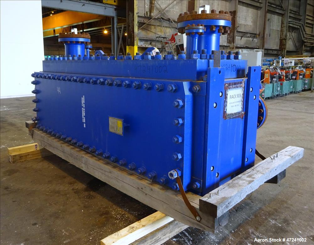 Unused- Alfa Laval Model CPX75-V-500 Compabloc Heat Exchanger
